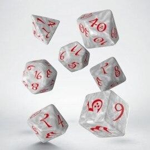 Q Workshop Q Workshop - Classic RPG Dice Set Range