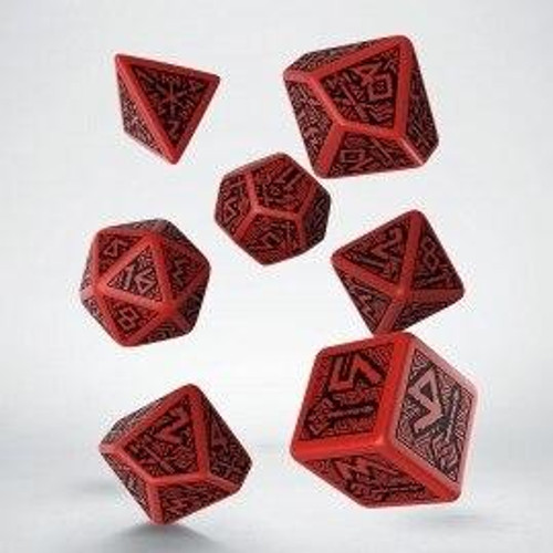 Q Workshop Q Workshop - Dwarven Dice Set Range