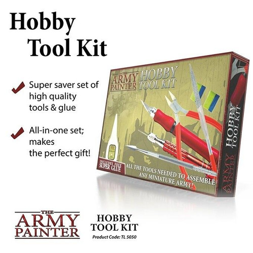 The Army Painter The Army Painter Tools - Hobby Tool Kit