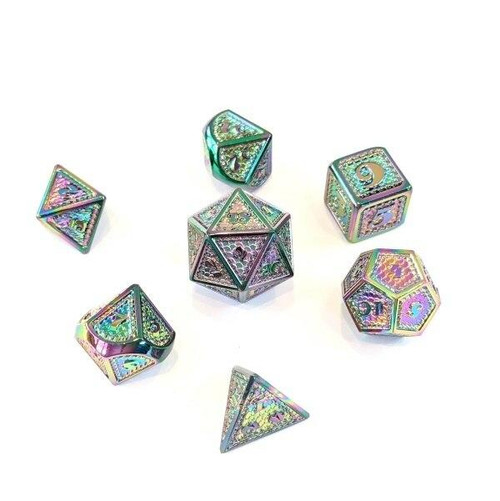 Dice Hoard Dice Hoard Dragon Scale RPG Set 04