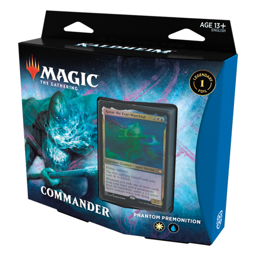 Wizards of the Coast Magic Commander Deck - Kaldheim