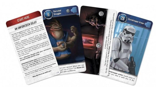 Asmodee Unlock Star Wars