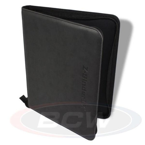 BCW BCW - Z- Binder LX Album 3-Ring Black