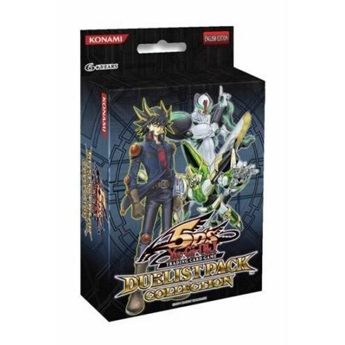 Konami Yu-Gi-Oh Special - 5Ds Duelist Pack Collection 2011