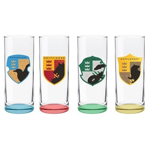 Licensing Essentials Harry Potter - Highball Glasses 4pc