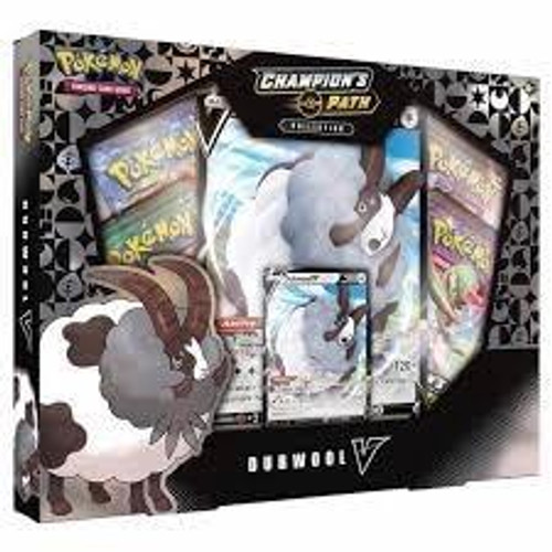 The Pokemon Company Pokemon Collection Box - Champions Path Dubwool