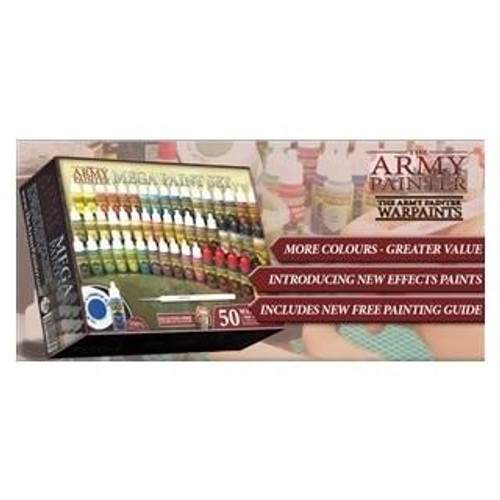 The Army Painter The Army Painter Paint Set - Warpaints Mega Paint Set