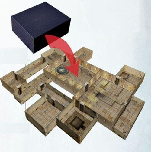 Room 17 Tenfold Dungeon - The Temple
