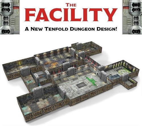 Room 17 Tenfold Dungeon - The Facility