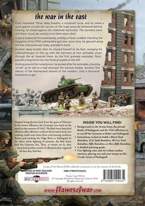 Battlefront Miniatures Flames of War Manual - Enemy at the Gates