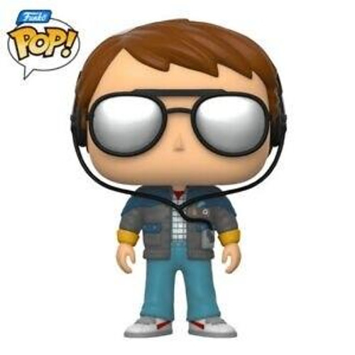 Funko Pop - Back to the Future Marty with Sunglasses