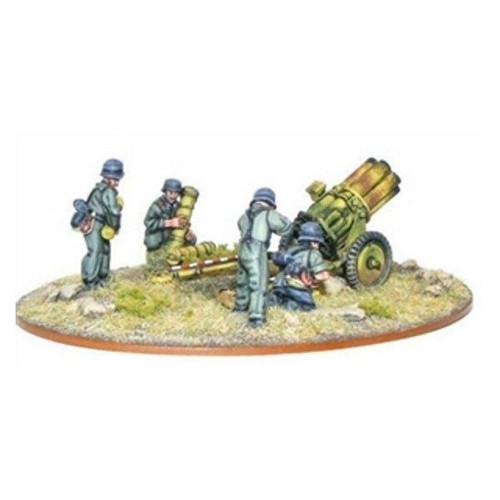 Warlord Games Bolt Action - German Heer Nebelwerfer