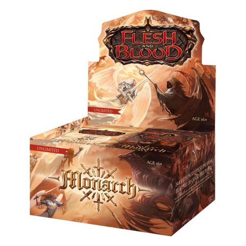 Legend Story Studios Flesh and Blood Box - Monarch Unlimited