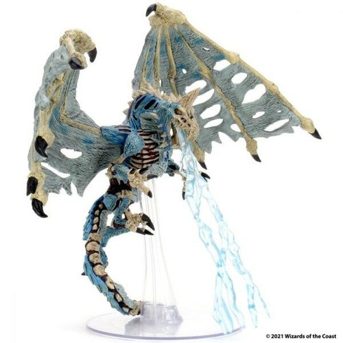 Wizkids DandD Icons Of The Realms Premium Figure - Adult Blue Dracolich