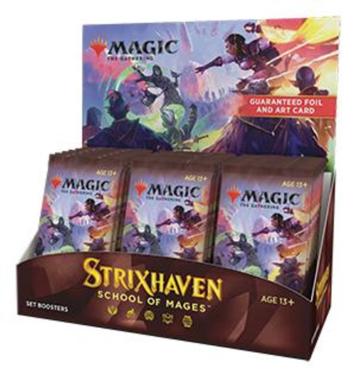 Wizards of the Coast Magic Set Box - Strixhaven