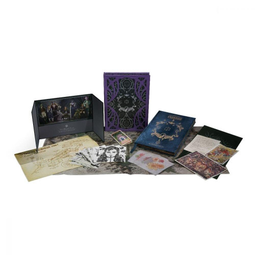 Dark Horse Books Critical Role - The Chronicles of Exandria - The Mighty Nein Deluxe Edition