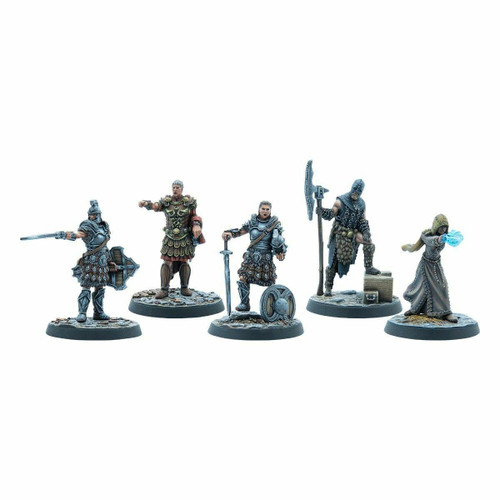 Modiphius Elder Scrolls Call To Arms RPG Expansion - Imperial Officers