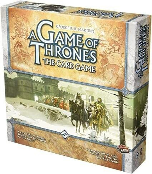 Fantasy Flight Games A Game of Thrones The Card Game