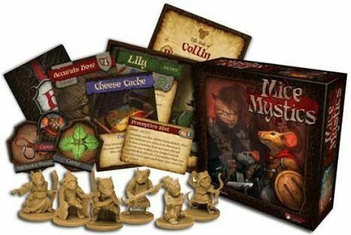Plaid Hat Games Mice and Mystics