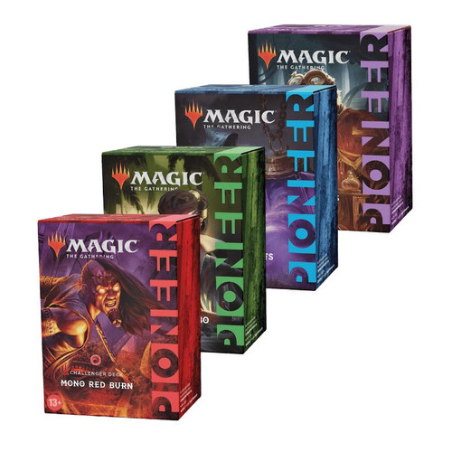 Wizards of the Coast Magic the Gathering Pioneer Challenger Deck Set