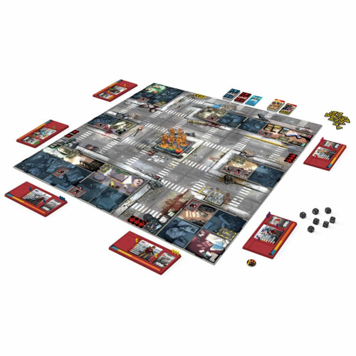 CMON Zombicide 2nd Edition
