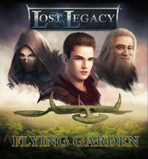 AEG Lost Legacy Flying Garden