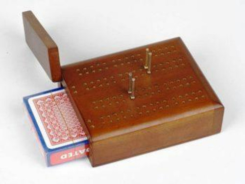 Dal Rossi Dal Rossi - Travel Cribbage w/ playing cards