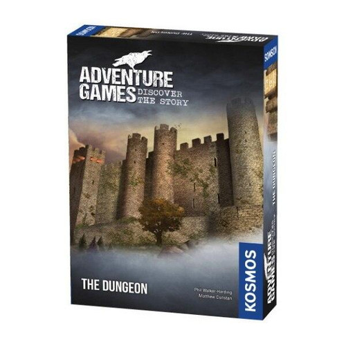 Kosmos Adventure Games - The Dungeon