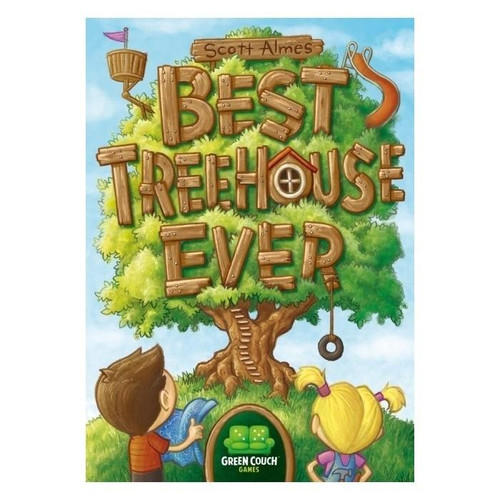 Green Couch Games Best Treehouse Ever