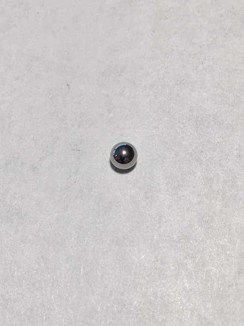 Steel Ball, Dry Fire Mechanism