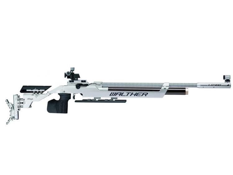 """Walther LG400 Alutec Expert """"Medium"""""""
