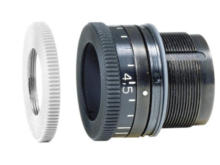Adjustable Aperture 3.8-5.8mm 22mm