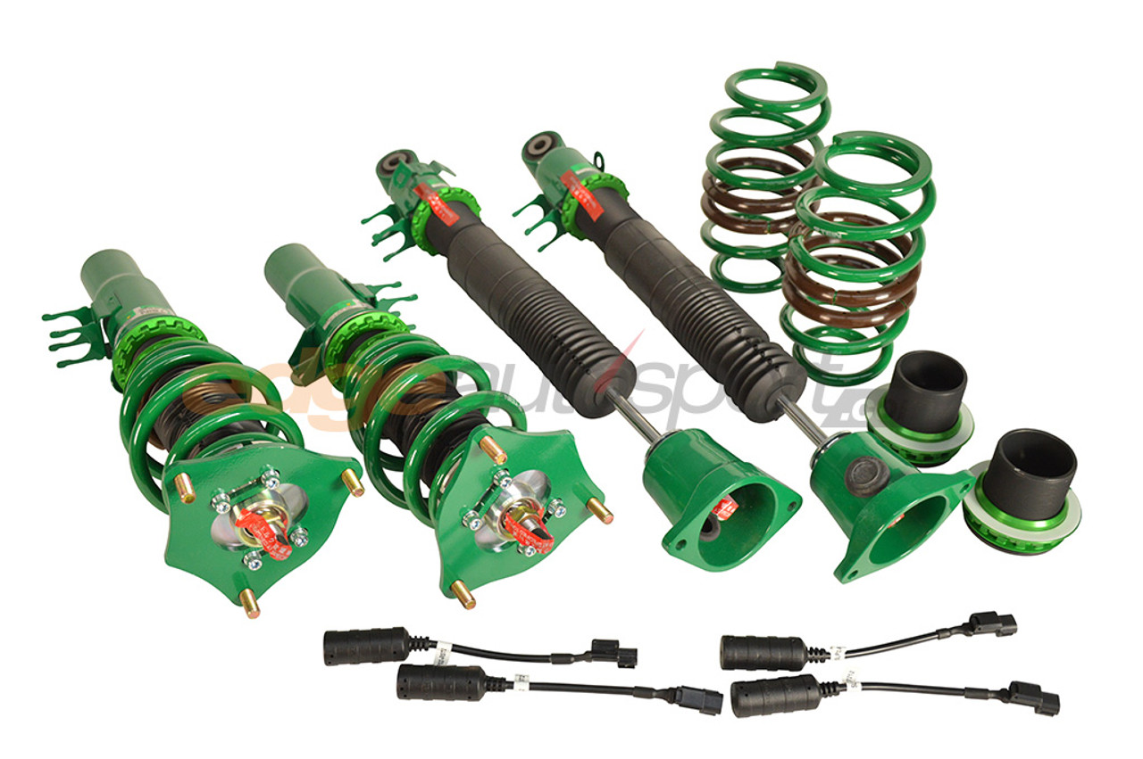 Tein Flex Z Coilovers Honda Civic Si Sedan And Coupe 2017 2020