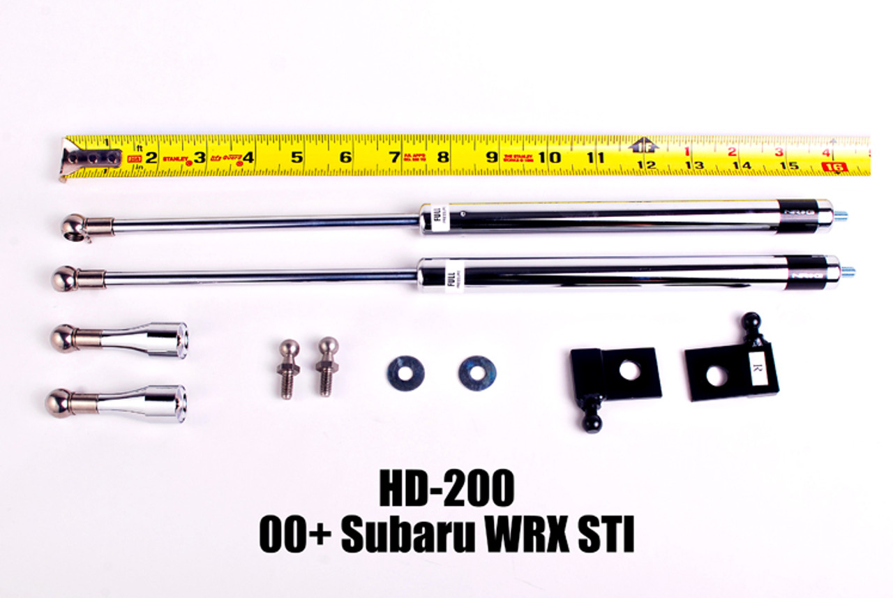 NRG 4-Point Lower Brace Subaru WRX 2002