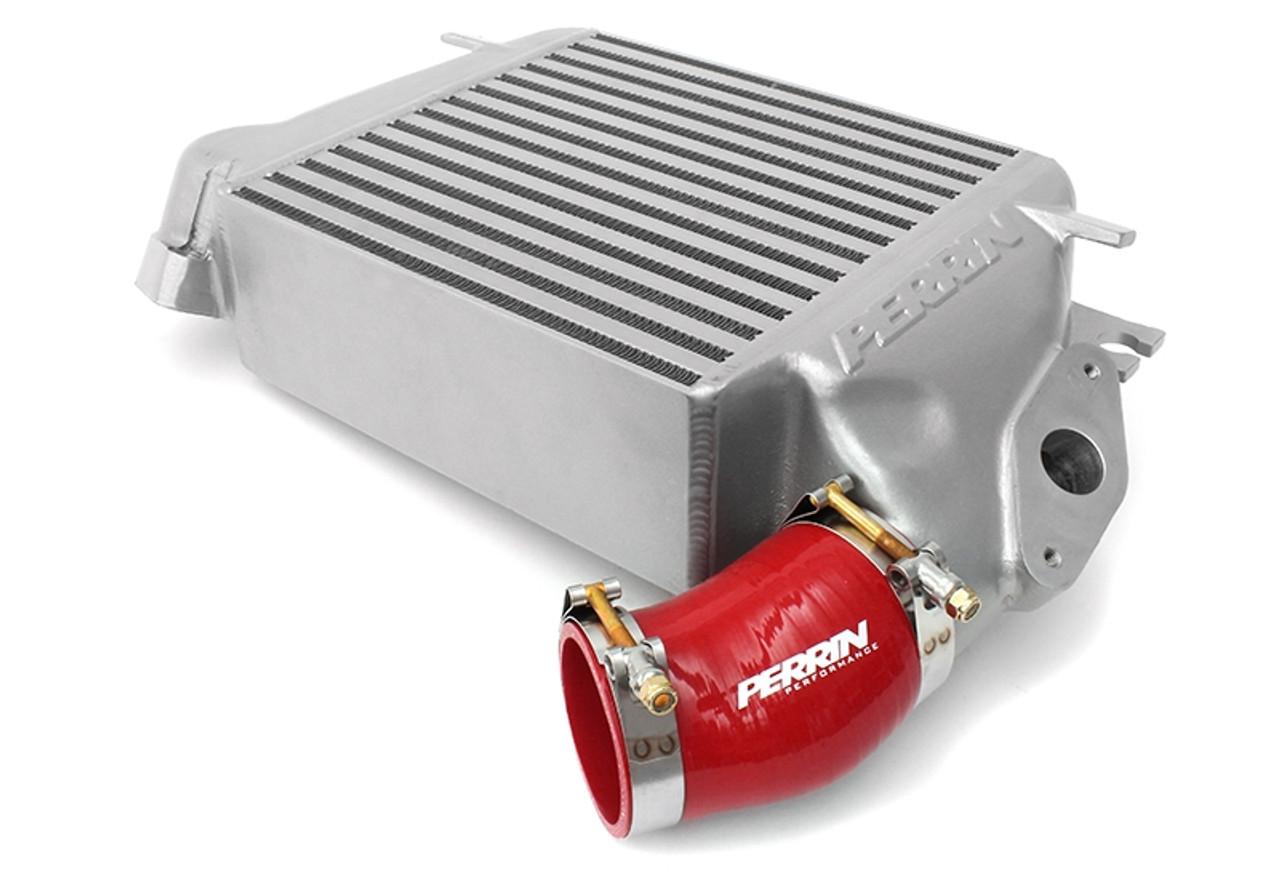Perrin PSP-ITR-321RD Throttle Body Hose Coupler Kit Red for Subaru Intercooler