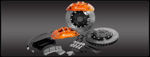 Ksport BKSB150-611SO Procomp Big Brake Kit Subaru Impreza WRX 2008-2014