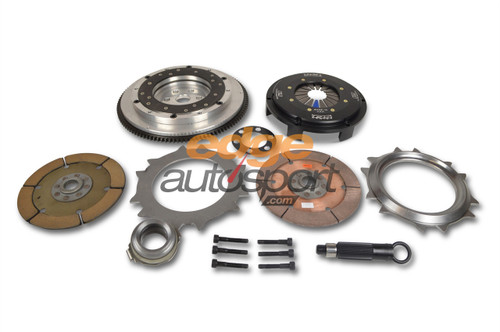 Clutch Masters 15017-TD8R-XW Twin Disc Clutch Kit . Pull Style. Bearing included. Race Subaru Legacy Outback 2007-2009 8.50 in.