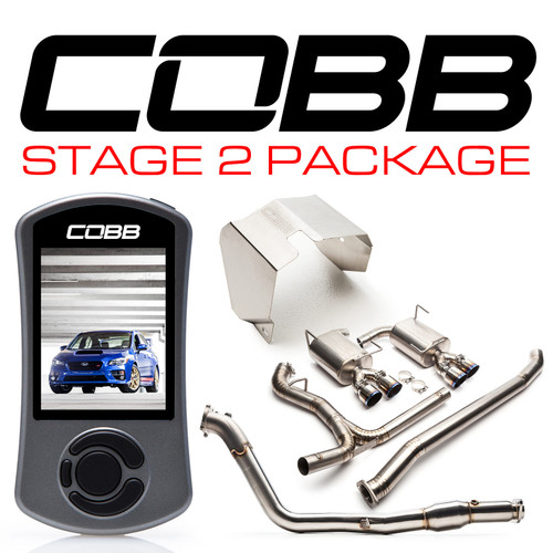 Cobb Tuning Stage 2 Power Package Subaru Wrx Sti 2015 2019