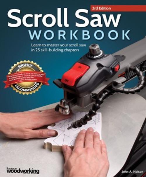 SCROLL SAW WORKBOOK 3rd Edition