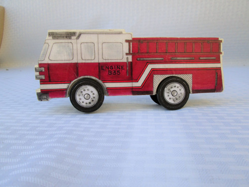 FIRE ENGINE PATTERN