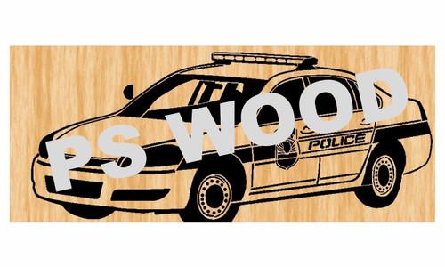 LN66 (IMP POLICE CAR)
