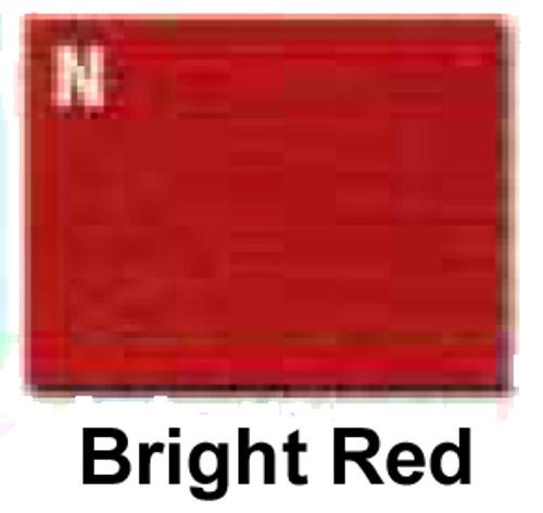 BRIGHT RED FLOCKER KIT (Rayon)