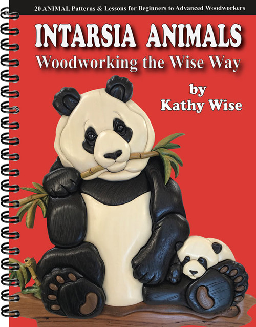 INTARSIA ANIMALS : Woodworking the Wise Way