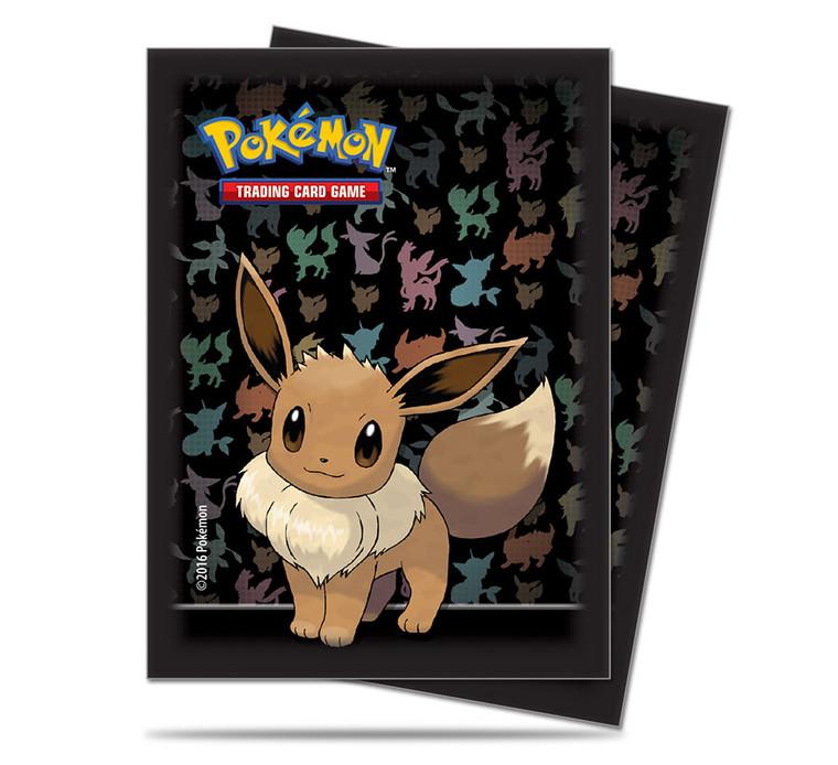 Pokemon TCG Eevee Sleeves 65ct Pack