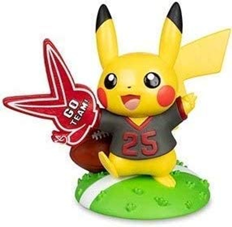 A Day with Pikachu: Charged Up for Game Day Figure by Funko