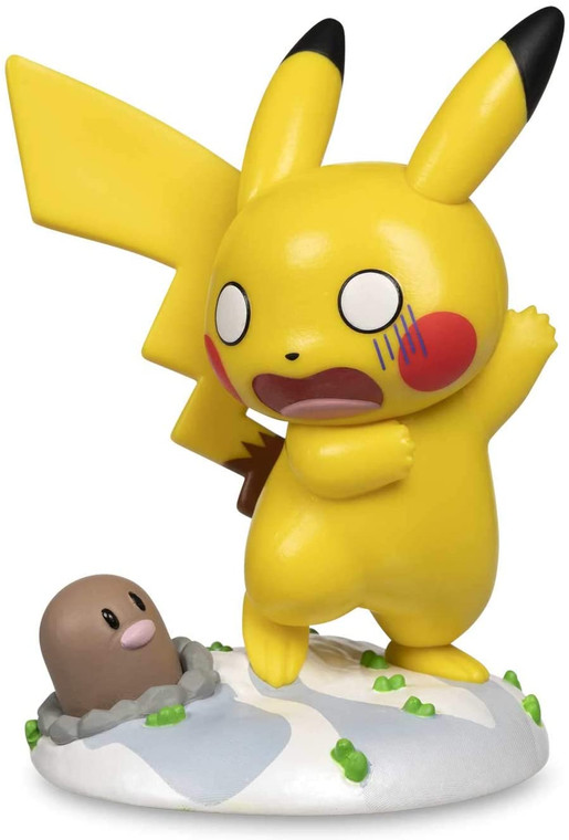 A Day with Pikachu – Suprising Weather Ahead Figure by Funko