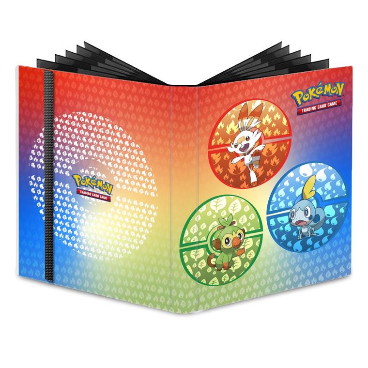 Pokemon- Premium PRO-Binder 9 Pocket Galar Starters