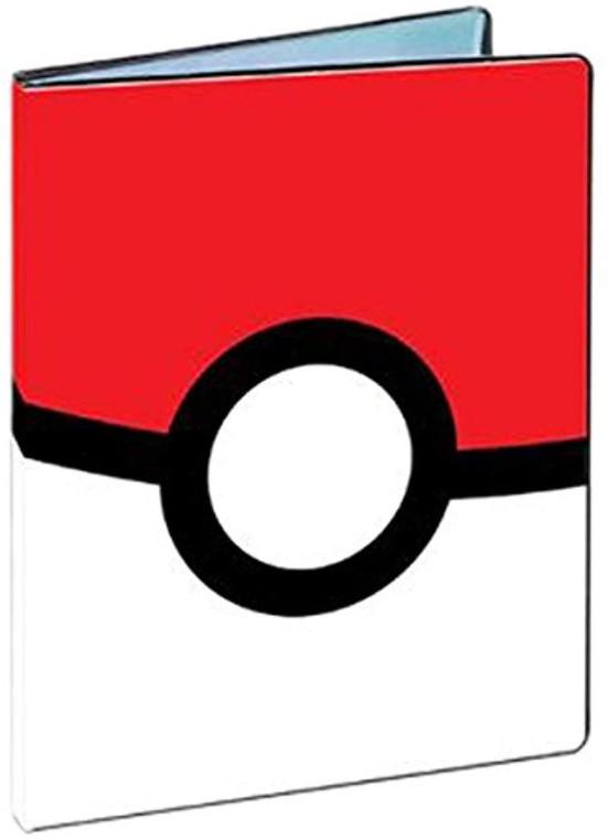 Pokemon Poke Ball 9-Pocket Portfolio