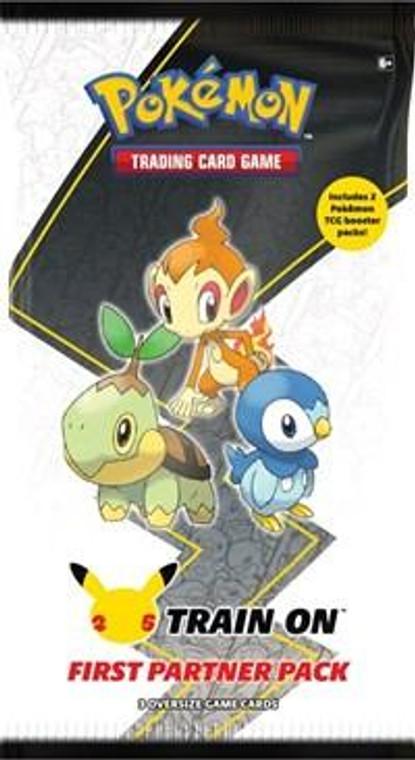 Pokemon TCG: First Partner Pack : Sinnoh