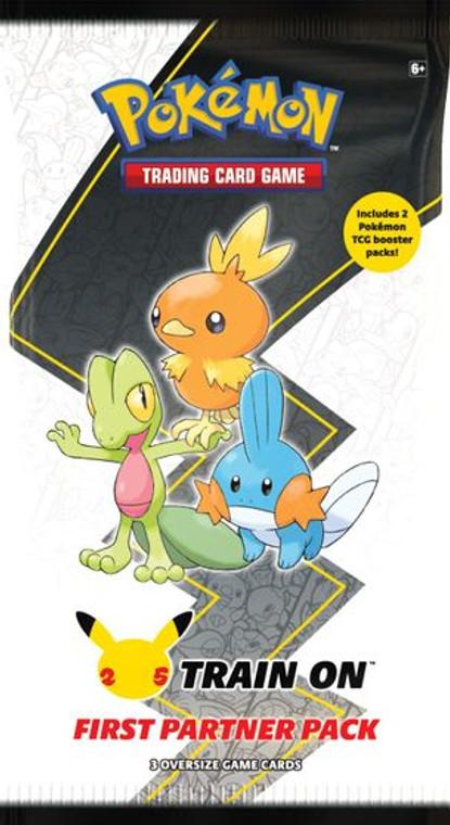Pokemon TCG: First Partner Pack : Hoenn